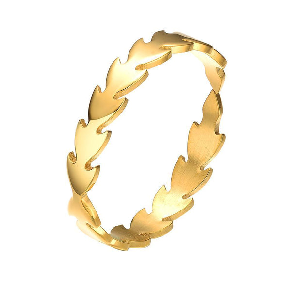 Mister Caesar Ring - Gold