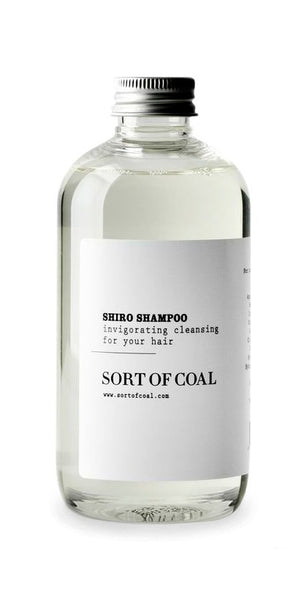 Shiro Shampoo by Sort of Coal - HOLAHOW