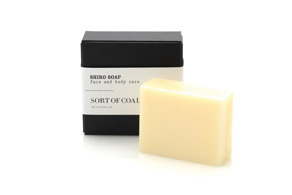 Shiro Soap by Sort of Coal - HOLAHOW