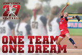 One Team One Dream w/ 27 logo