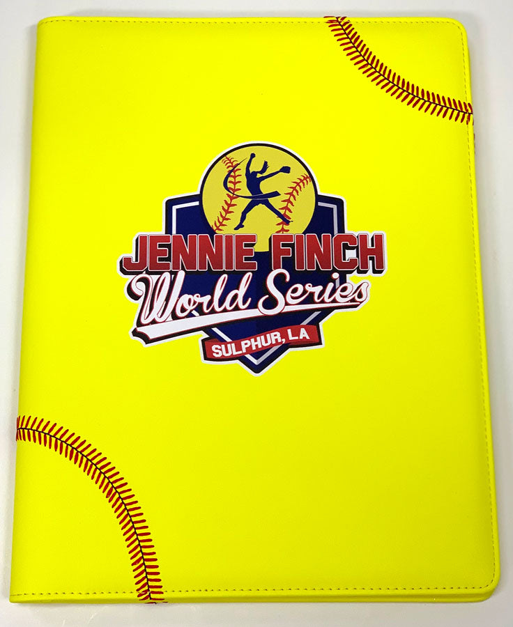 JF World Series Portfolio Notebook