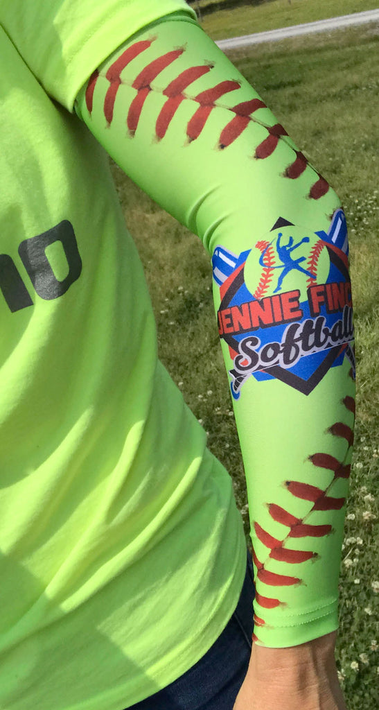 Jennie Finch Softball Arm Sleeve