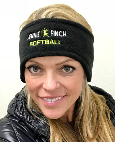 Jennie Finch Softball Headband Ear Warmer