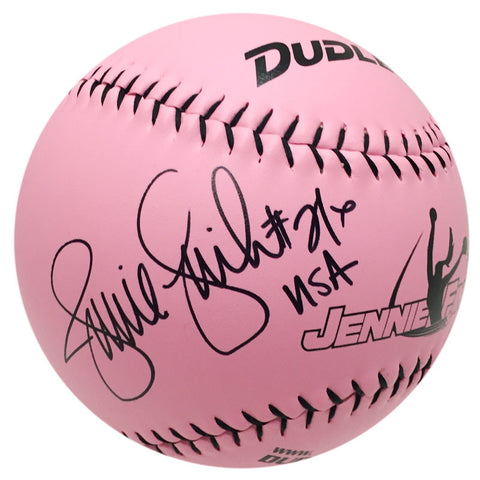 "Dudley Autographed Trophy Ball 16"" (Pink)"