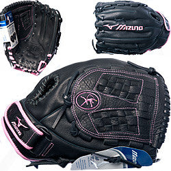 Finch-Mizuno MVP Glove JF Store Exclusive - Black