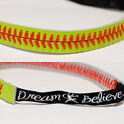 Headband- Softball Seam