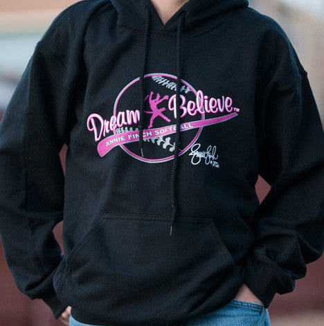 Jennie Finch Dream & Believe Hoodie