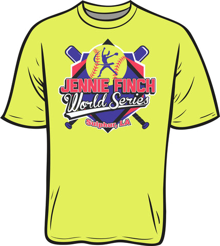 2017 JF World Series T-Shirt