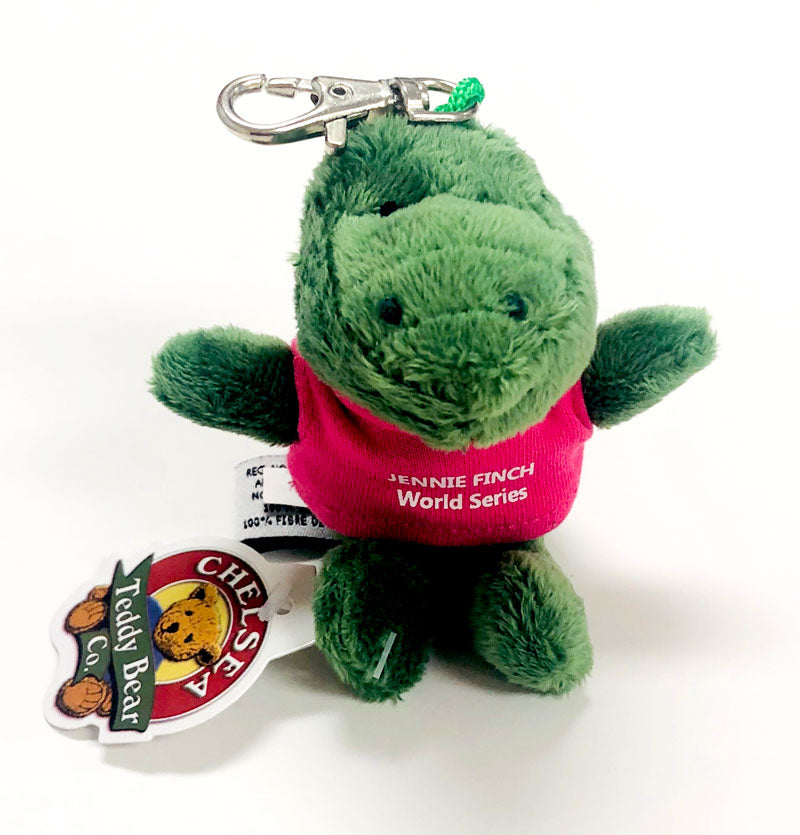 JF World Series Gator Key Chain