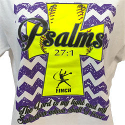Psalms 27:1 T-Shirt
