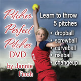 DVD (2 of 2) Pitcher Perfect Pitches: Dropball, Screwball, Curveball, Riseball, Changup