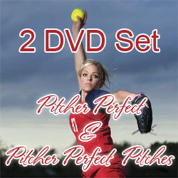 2 DVD Set: Pitcher Perfect & Pitcher Perfect Pitches