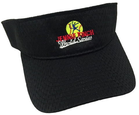 JF World Series Logo Visor 2016 edition (Black or Yellow)