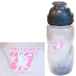 Jennie Finch Water Bottle
