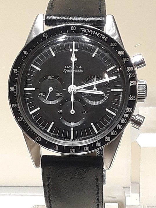 3rd generation 1963 Speedy NASA watch trial winner