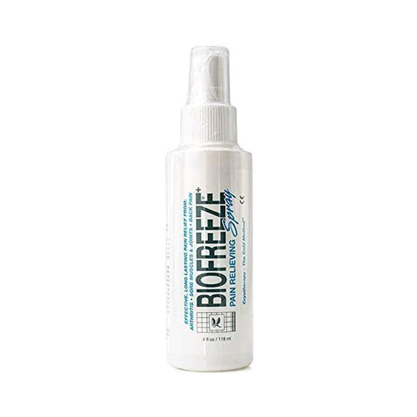 Biofreeze Pain Relief <br> Spray for Muscle Pain <br> 4 oz.
