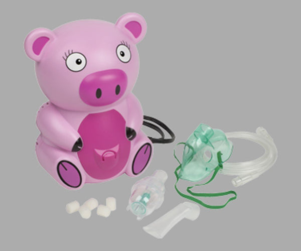 Betty the Pig <br>Children's Compression <br>Nebulizer System