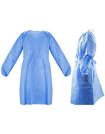 Isolation Gown DN1006 <br>XL - BLUE<br>10 ct.