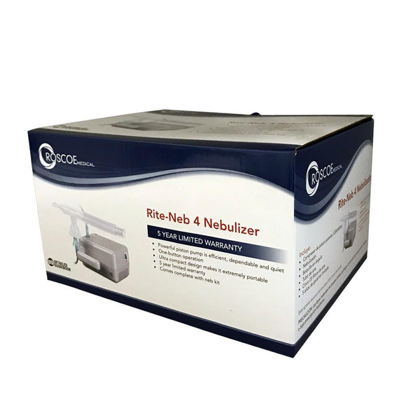 Roscoe Medical Rite-Neb 4 Nebulizer