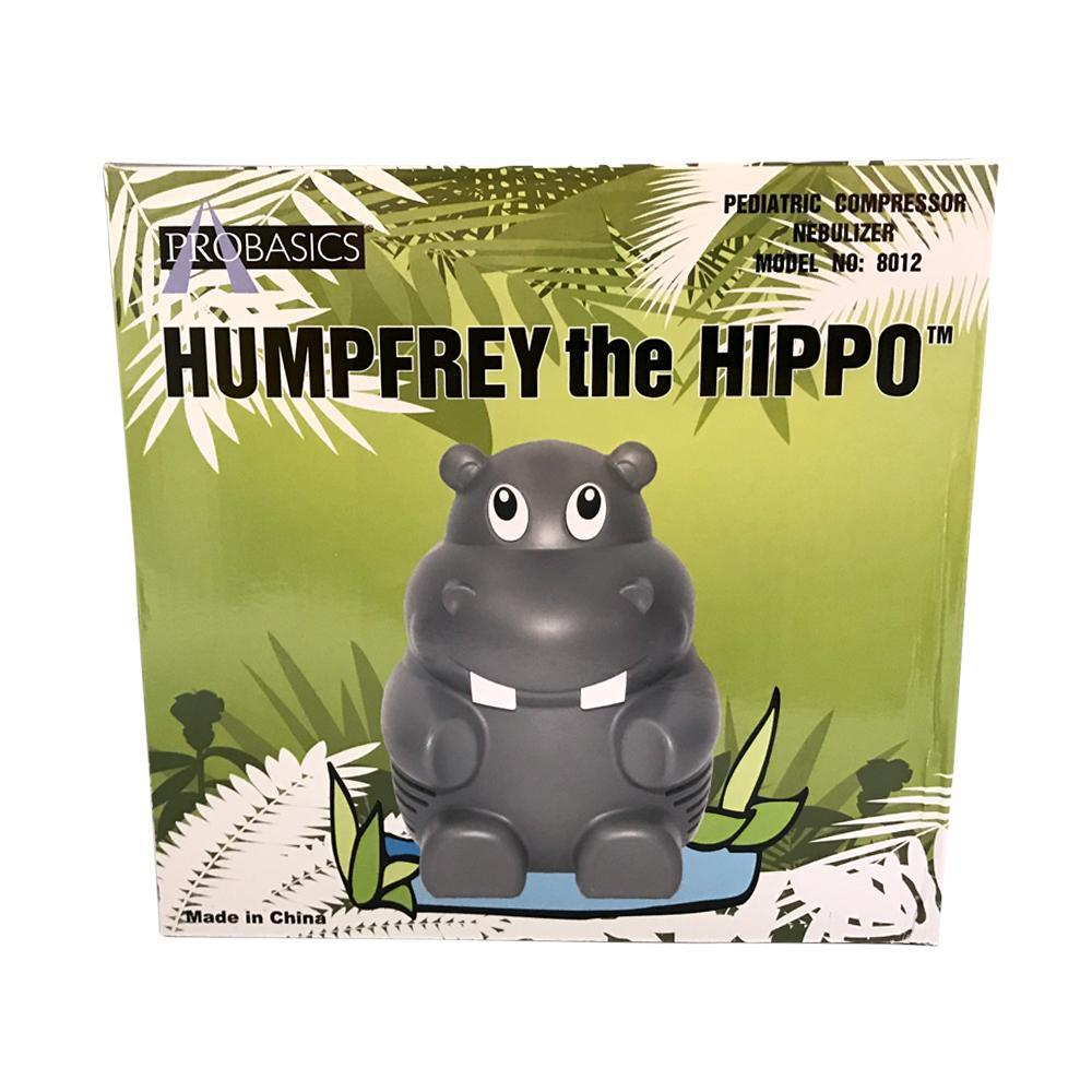 Probasics  <br>Humphrey The Hippo <br> Children's Nebulizer