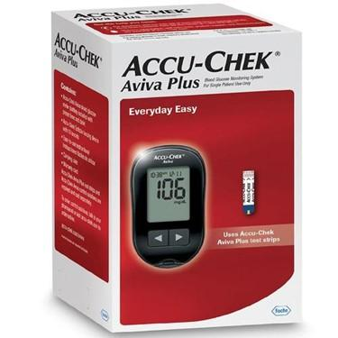 ACCU-CHEK Aviva Plus <br>Meter with Softclix Lancing Device