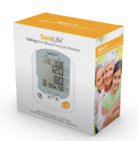 SureLife ARM BP Monitor-PREMIUM<br>NDC: 08496-0214-01