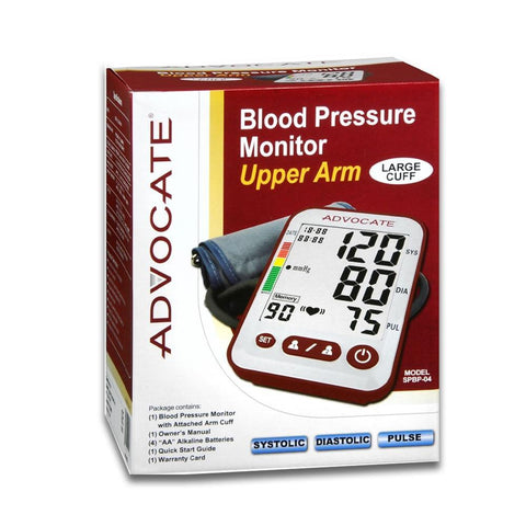 Advocate Arm <br> Blood Pressure Monitor <br> LARGE