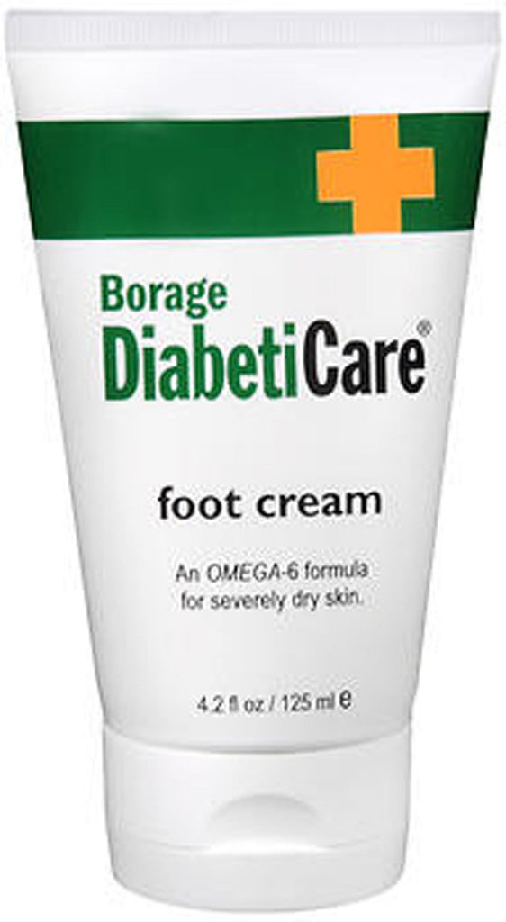 Borage Diabetic Care Foot Cream 4.2 oz