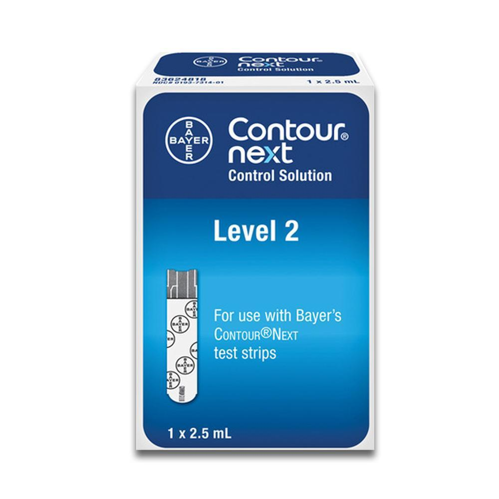 Bayer Contour Next Control Solution Level 2