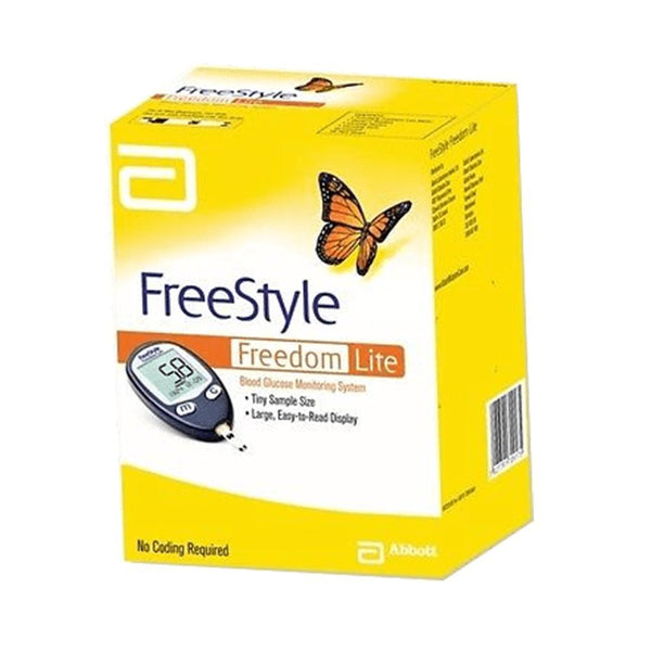 FreeStyle Freedom Lite <br>Blood Glucose <br>Monitoring System