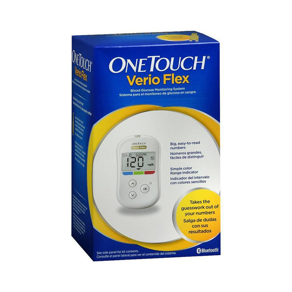 OneTouch Verio Flex <br>Blood Glucose <br>Monitoring System