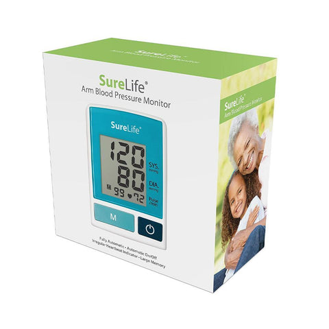 SureLife Classic Arm <br> Blood Pressure Monitor