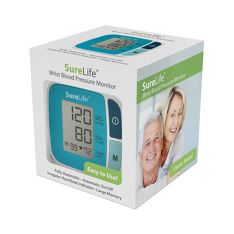 SureLife Classic Wrist <br>Blood Pressure Monitor