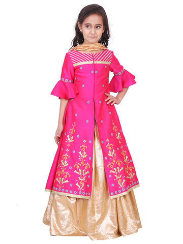 Chiquitita By Payal Bahl Contemporary Indian Wear For Kids