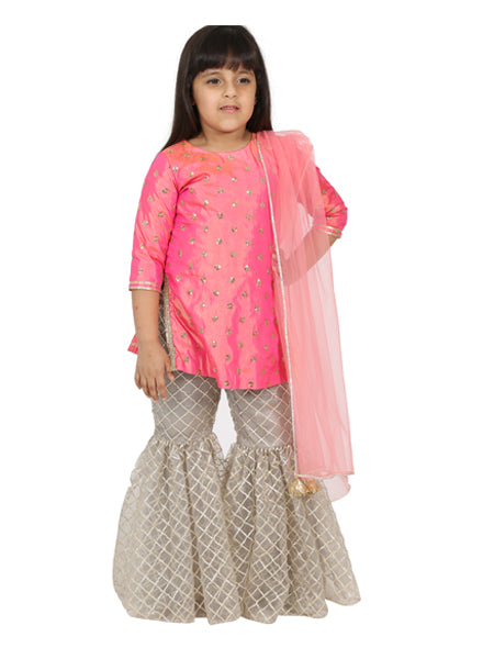 86ecb26a Chiquitita by Payal Bahl, Contemporary Indian Wear for Kids