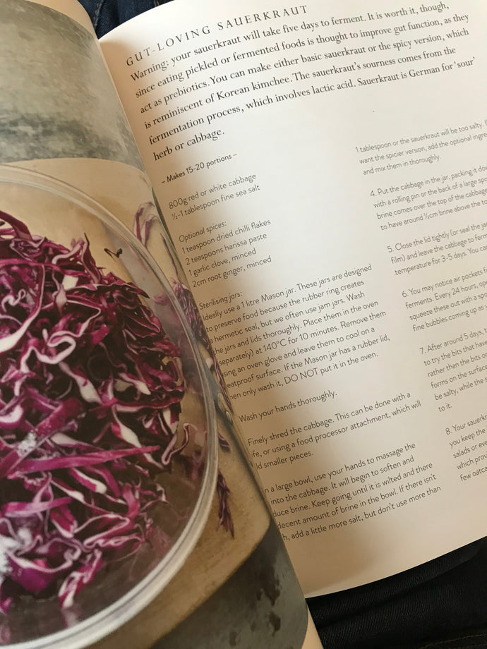 What foods make us happy? The Happy Kitchen Book Review