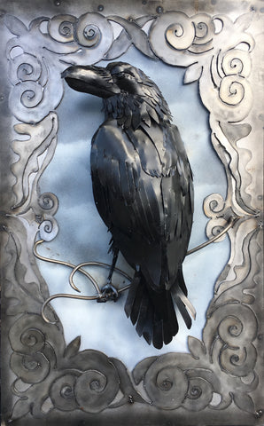 Ornate Crow
