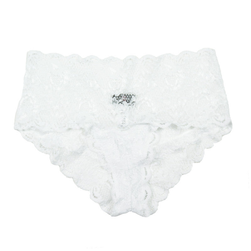 Cosabella Never Say Never Hottie Hotpant at Forty Winks in Ivory
