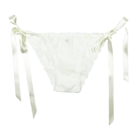Hanky Panky Side Tie Bikinis at Forty Winks