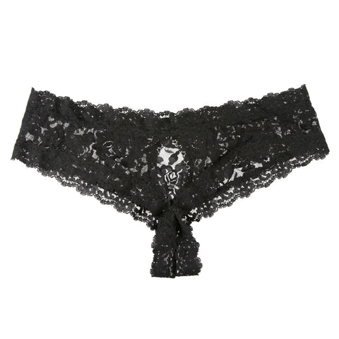 Hanky Panky After Midnight Open Gusset Hipster online at Forty Winks