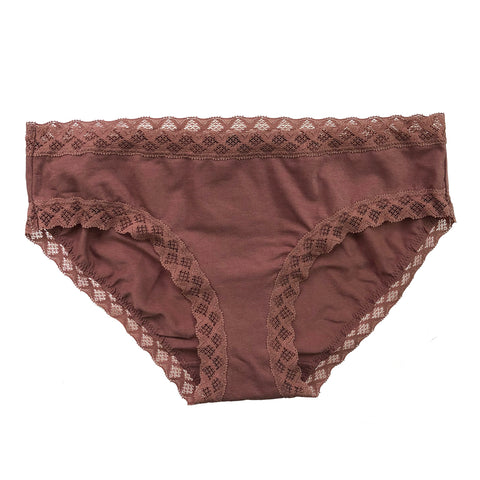 Natori Cotton Bliss Girl Brief