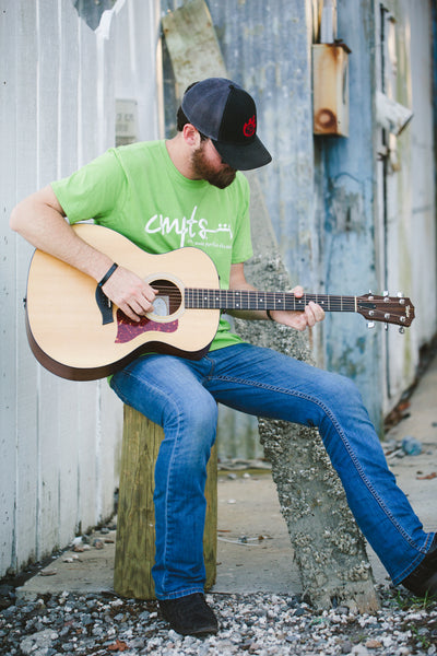 Country Music Purifies The Soul short sleeve T