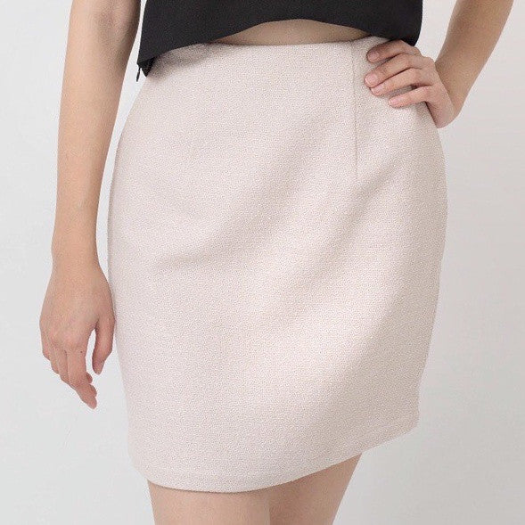 Sharon Tweed Skirt