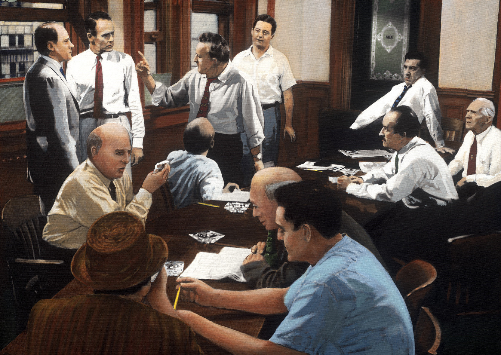 Twelve Angry Men.