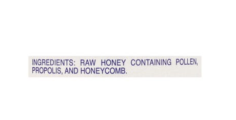 Really Raw Honey - 16 oz
