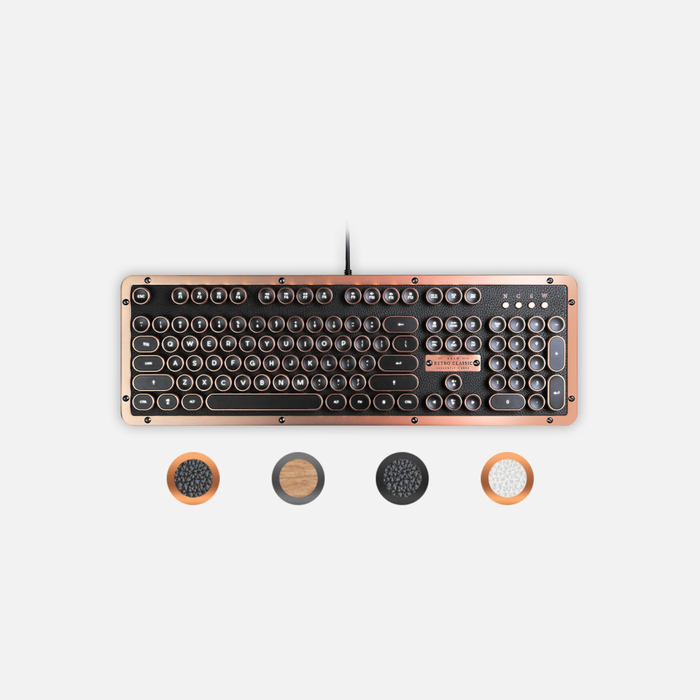 RETRO CLASSIC USB KEYBOARD - Urban Treehouse