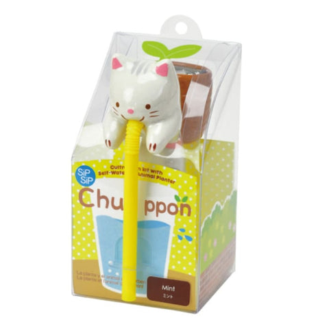 Chuppon (Cat, Panda, Pig, Rabbit)