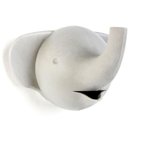 Elephant Hook-Gray - Home Décor