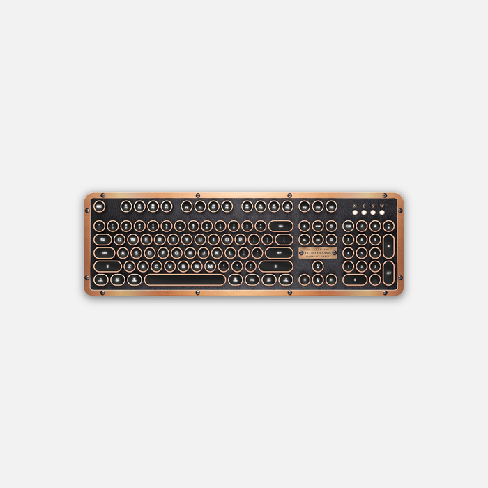 RETRO CLASSIC BT KEYBOARD - Urban Treehouse