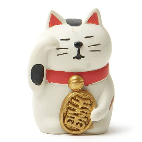 Fortune Cat Figurine - Home Décor